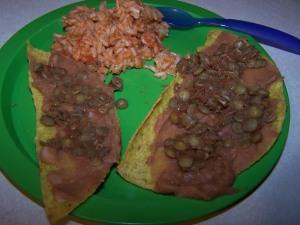 Toddler Tacos