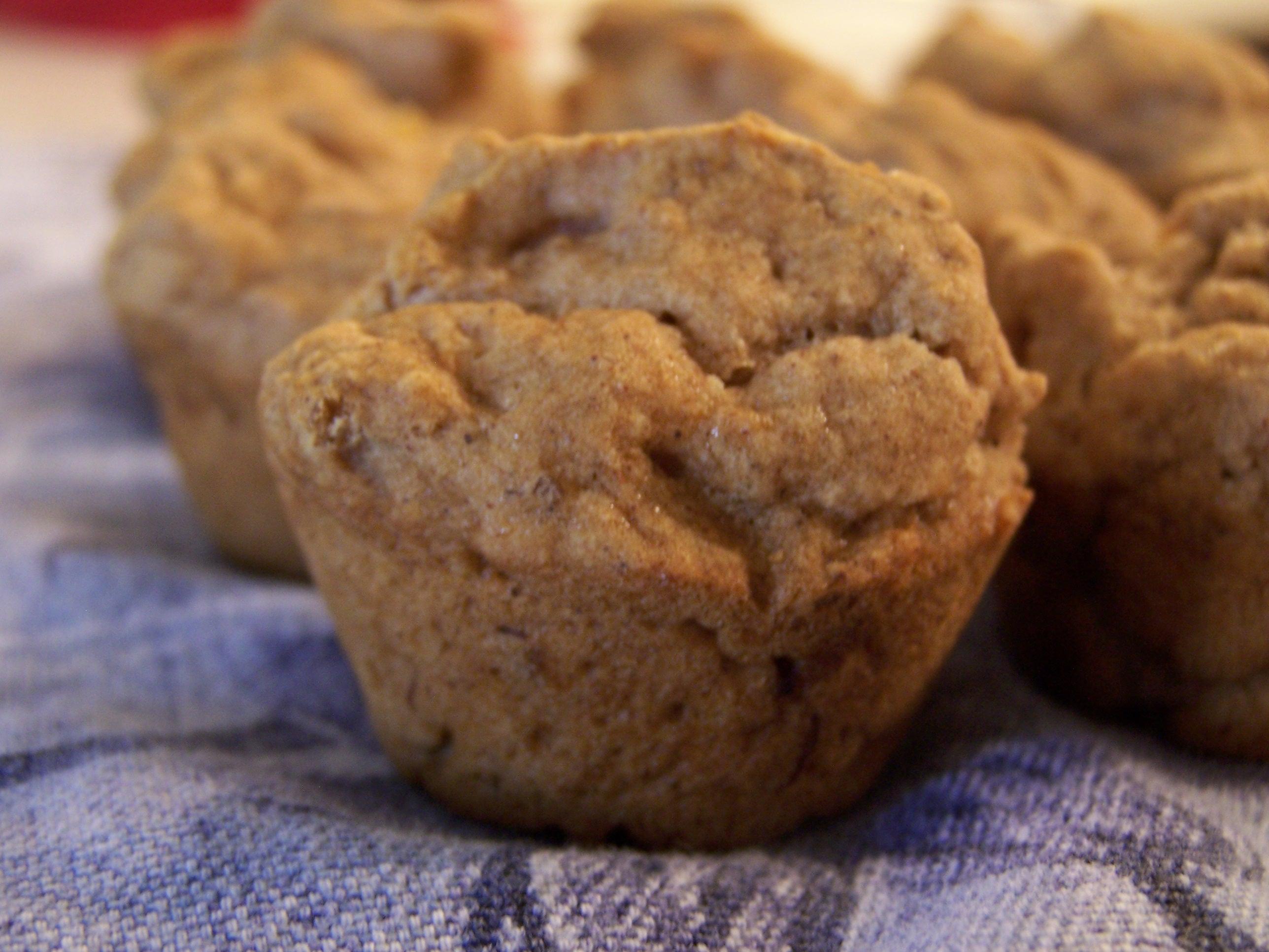 Virtual Vegan Potluck Gluten Free Apple Muffins My Plant